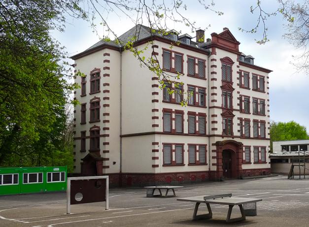 Michael Ende Schule Mingolsheim