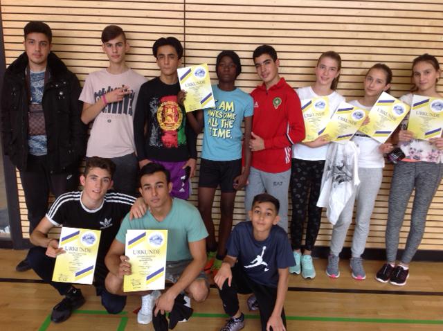 Michael-Ende-Schule - Sportturniere